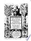 Las obras de la s. madre Teresa de Iesus fundadora de la reformacion de las descalças y descalços de N. Señora del Carmen