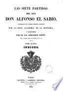 Las Siete Partidas del rey don Alfonso el Sabio, 5