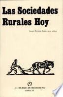 Las Sociedades rurales hoy