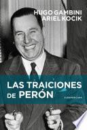 Las traiciones de Perón