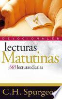 Lecturas matutinas: 365 lecturas diarias