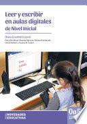 Leer y escribir en aulas digitales de Nivel Inicial