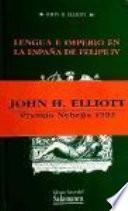 Lengua e imperio en la España de Felipe IV