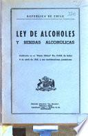 Ley de alcoholes y bebidas alcohólicas