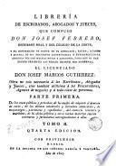 Libreria de Escribanos Abogados y Jueces, 2