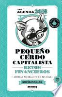 Libro agenda Pequeño cerdo capitalista 2018