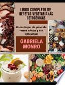 Libro Completo de Recetas Vegetarianas Cetogénicas
