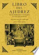 Libro Del Ajedrez. de Sus Problemas Y Sutilezas