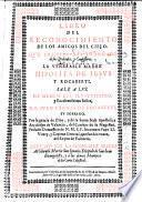Libro del reconocimiento de los amigos del cielo. Que compuso ... Hipolita de Iesus y Rocaberti. Sale a luz de orden del ilustrissimo, ... D.F. Iuan Thomas de Rocaberti, su sobrino, ..