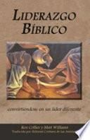 Liderazgo Bíblico