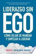 Liderazgo sin ego