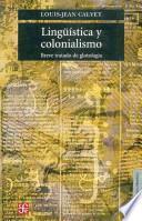 Lingüística y colonialismo