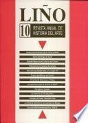 Lino 10 Revista Anual de Historia Del Arte
