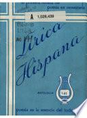 Lirica hispana