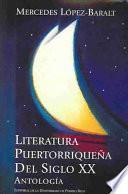 Literatura puertorriqueña del siglo XX