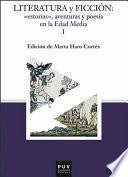 Literatura y ficción : estorias, aventuras y poesía en la Edad Media