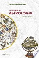 Lo esencial de Astrología
