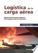 Logística de la carga aérea