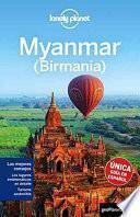Lonely Planet Myanmar (Birmania)