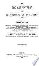 Los carpinteros y el Hospital de San Josef