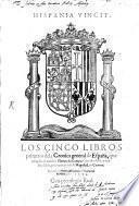 Los Çinco Libros Primeros dela Cronica general de España