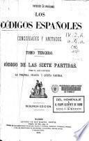 Los códigos españoles concordados y anotados