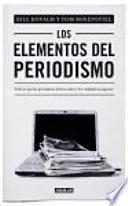 Los elementos del periodismo edición 2012