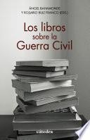 Los libros sobre la Guerra Civil