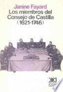 Los miembros del consejo de Castilla (1621-1746)