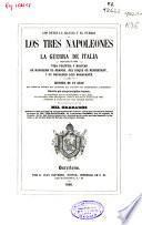 Los Reyes, La Iglesia y el Pueblo ó Los Tres Napoleones y la guerra de Italia empezada en 1859