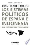 Los sistemas políticos de España e Indonesia