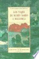 Los viajes de Rubén Darío a Mallorca