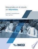 Manantiales en el estado de Morelos. Inventario y caracterización físico-química