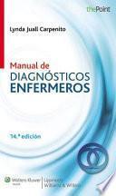 Manual de diagnosticos enfermeros / Manual of Nursing Diagnosis
