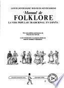 Manual de folklore