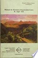 Manual de literatura hispanoamericana: Siglo XIX