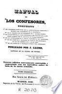 Manual de los confesores...