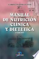Manual de nutrición clínica y dietética.