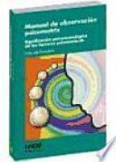 Manual de observación psicomotriz