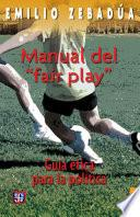 Manual del fair play