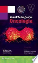 Manual Washington de Oncologia
