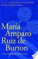 Maria Amparo Ruiz de Burton