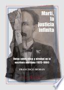 Martí, la justicia infinita