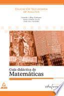 Matematicas. Guia Didactica.ebook