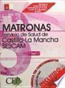 Matronas, Servicio de Salud de Castilla-La Mancha (SESCAM).