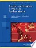 Medicina familiar y práctica ambulatoria