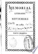Memorial literario, instructivo y curioso de la Corte de Madrid ...