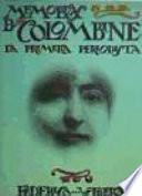 Memorias de Colombine, la primera periodista