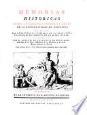 Memorias historicas sobre la marina comercio y artes de la antigua ciudad de Barcelona