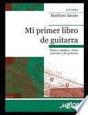 Mi Primer Libro de Guitarra